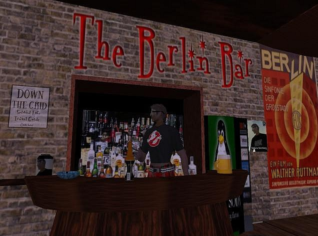 Berlin Bar Second Life