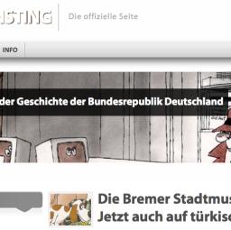 Volker-Ernsting.de Reloaded!