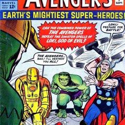 Review: The Avengers – Die Möglichkeit einer Chance